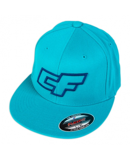 LOGO HAT BLUE